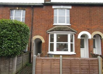 Thumbnail 3 bed terraced house to rent in Lancaster Road, Hitchin
