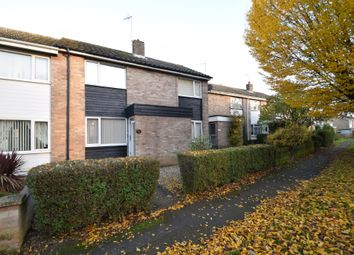 Thumbnail 3 bed terraced house for sale in Caie Walk, Bury St. Edmunds