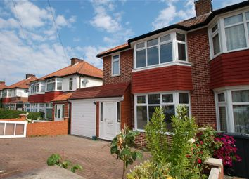 Thumbnail 4 bed semi-detached house to rent in Orchard Gate, Greenford