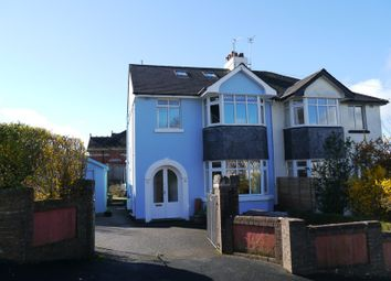 Thumbnail 4 bed semi-detached house for sale in Farwell Road, Totnes, Devon