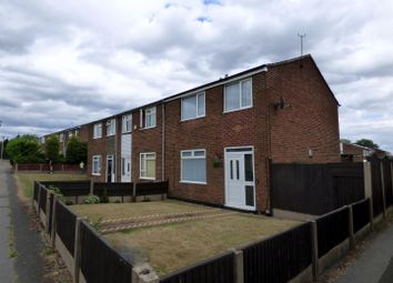 Thumbnail 3 bed town house for sale in Bramcote Court, Mansfield
