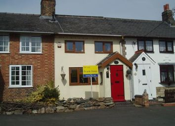 Thumbnail 2 bed terraced house for sale in The Square, Bagworth, Coalville, Leicestershire