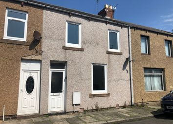 Thumbnail 3 bed terraced house to rent in Scott Street, Amble, Northumberland