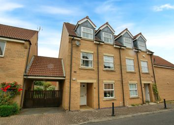 Thumbnail 3 bed semi-detached house for sale in Siskin Road, Uppingham, Oakham