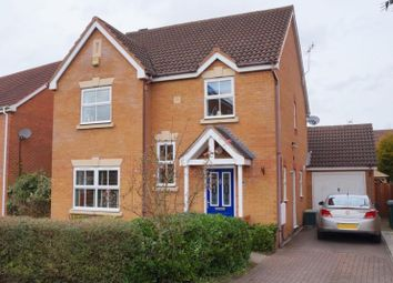 Thumbnail 4 bed detached house to rent in Pheasant Oak, Coventry