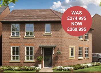 "Thumbnail 3 bed detached house for sale in ""Faringdon"" at Rykneld Road, Littleover, Derby"
