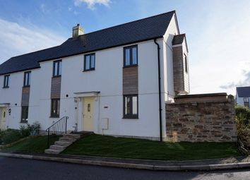 Thumbnail 3 bed semi-detached house for sale in Fettling Lane, St. Austell