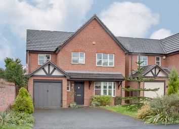 Thumbnail 4 bed detached house for sale in Mallow Drive, Mallow Drive, Bromsgrove