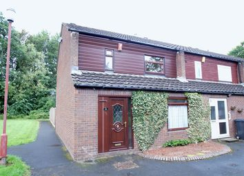 Thumbnail 3 bed end terrace house for sale in Cumrew Close, Durranhill, Carlisle