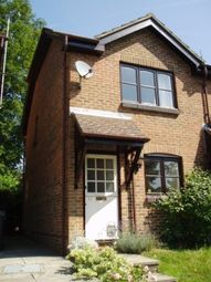 Thumbnail 2 bed terraced house to rent in The Spinneys, Green Lane Estate, Heathfield
