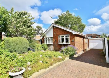 Thumbnail 2 bed bungalow for sale in Woodford Avenue, Eccles, Manchester