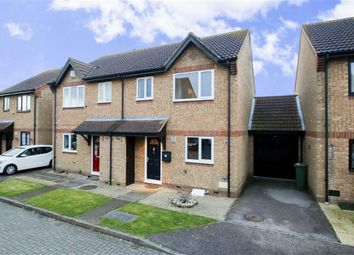 Thumbnail 3 bed semi-detached house for sale in St Bees, Monkston, Milton Keynes, Bucks