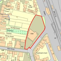 Thumbnail Land for sale in Former Royal British Legion, New Road, Moreton-In-Marsh, Gloucestershire