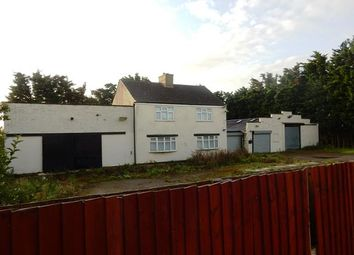 Thumbnail Commercial property for sale in Bank House, Sixteen Foot Bank, Wisbech, Cambridgeshire