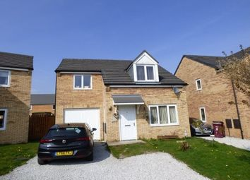Thumbnail 3 bed detached house to rent in Aspinall Close, Burnley