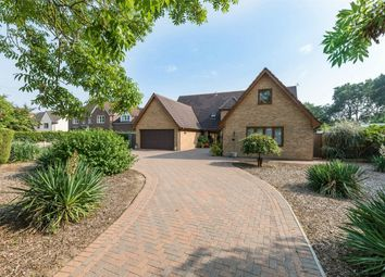 Thumbnail 5 bed detached house for sale in Spaldwick Road, Stow Longa, Huntingdon