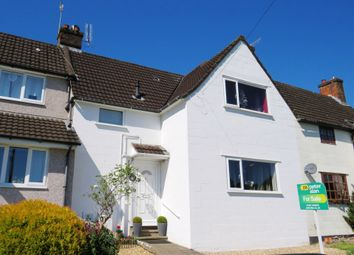 Thumbnail 3 bed terraced house for sale in Severn Crescent, Chepstow