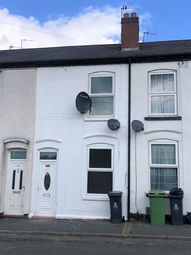 Thumbnail 2 bedroom terraced house to rent in Jessel Road, Birchills, Walsall