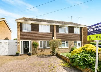 Thumbnail 3 bed semi-detached house for sale in Nichols Way, Raunds, Wellingborough