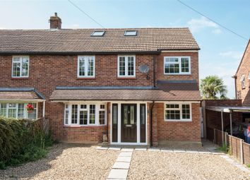 Thumbnail 5 bedroom semi-detached house for sale in Bittams Lane, Ottershaw, Chertsey