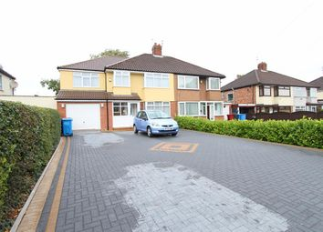 Thumbnail 4 bed semi-detached house for sale in Rupert Road, Huyton, Liverpool