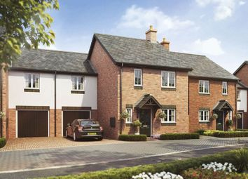 Thumbnail 3 bed detached house for sale in Plot 138, The Laurel, Barley Fields, Uttoxeter