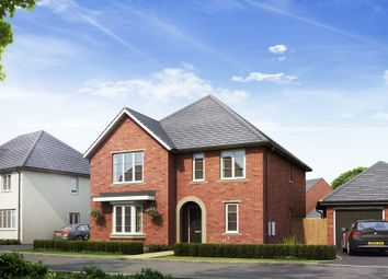 "Thumbnail 4 bed detached house for sale in ""Simonstone"" at Mitton Road, Whalley, Clitheroe"