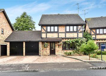 Thumbnail 4 bed detached house for sale in Fakenham Way, Heath Park, Sandhurst
