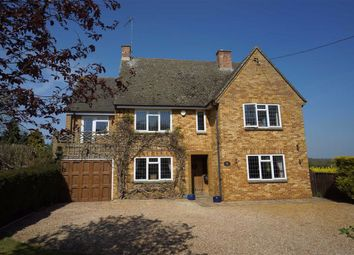 Thumbnail 6 bed detached house for sale in Village Road, Warmington, Oxon