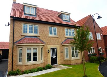 Thumbnail 5 bed detached house to rent in Baker Avenue, Gringley-On-The-Hill, Doncaster