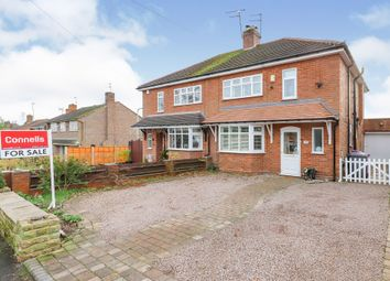 Thumbnail 3 bed semi-detached house for sale in Springhill Lane, Penn, Wolverhampton