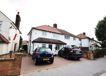 Thumbnail 3 bedroom semi-detached house to rent in Crowley Crescent, Waddon, Croydon