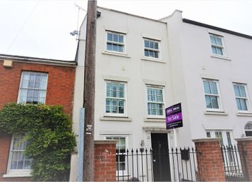 Thumbnail 4 bed town house for sale in Clarendon Street, Leamington Spa