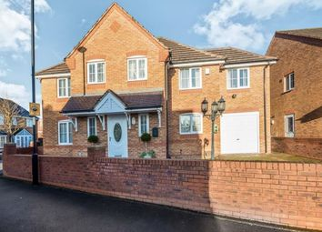 Thumbnail 6 bed detached house for sale in Knights Close, Willenhall, West Midlands