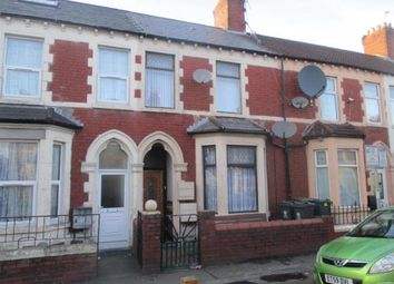 Thumbnail 2 bed flat to rent in Coedcae Street, Cardiff