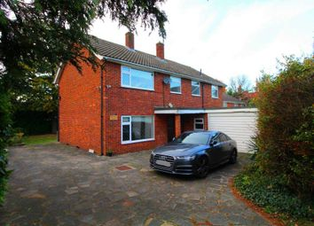 Thumbnail 5 bed detached house to rent in Flemings, Great Warley, Brentwood