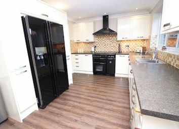 Thumbnail 4 bed detached house for sale in Scholey Close, Halling, Rochester