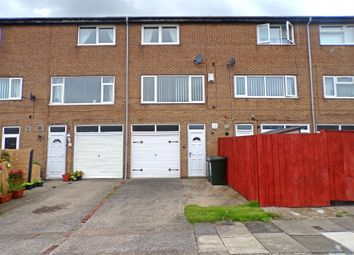 Thumbnail 3 bed town house for sale in Beaufort Gardens, Wallsend