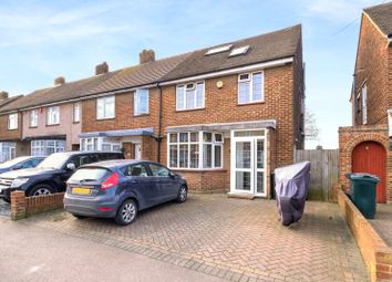 Orchard Road, Swanscombe DA10. 4 bed semi-detached house for sale