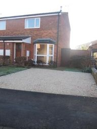 Thumbnail 2 bed semi-detached house to rent in Bisset Crescent, Leamington Spa, Warwickshire