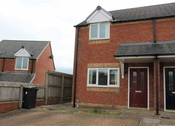 Thumbnail 2 bed semi-detached house to rent in 7, Brynmor Close, Bryn Lane, Newtown, Powys