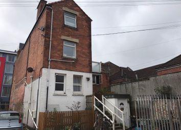 Church Street, Bridgwater TA6. 1 bed flat