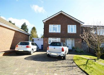 Thumbnail 4 bed detached house for sale in Rockways, Arkley, Hertfordshire
