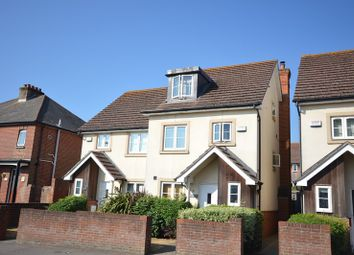Thumbnail 4 bed semi-detached house for sale in Gosport Street, Lymington
