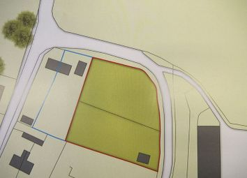 Thumbnail Land for sale in St. Oswalds View, Marsh Lane, Hinstock, Market Drayton