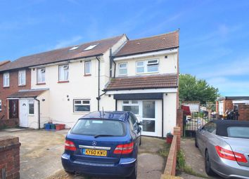 Thumbnail 4 bed end terrace house to rent in Brabazon Road, Heston