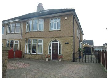 Thumbnail 6 bed semi-detached house for sale in Stuart Avenue, Bare, Morecambe