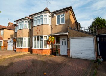 Thumbnail 3 bed semi-detached house for sale in Church Drive, North Harrow