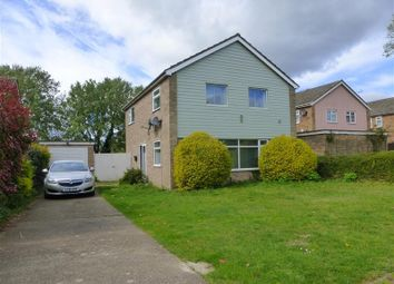Thumbnail 3 bed detached house to rent in Parkside, Beck Row, Bury St. Edmunds