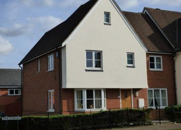 Thumbnail 4 bed semi-detached house for sale in The Gables, Ongar, Essex